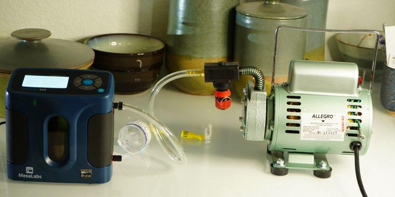 industrial hygiene sampling